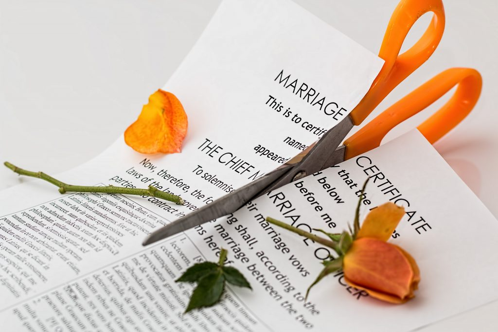 Alimony Annulment PIC: Pexels